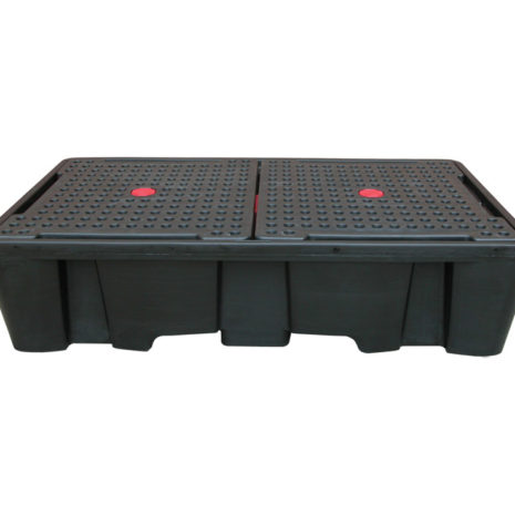 503-04056 Spill Kits Direct - Direct IBC Sump Pallet - Double IBC 1a