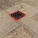 503-05001 Spill Kits Direct – Drain Guard in situ