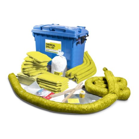 501-02014-Spill-Kits-Direct-Chemical-Industrial-Wheeled-Bin-Spill-Kit-upto-482L