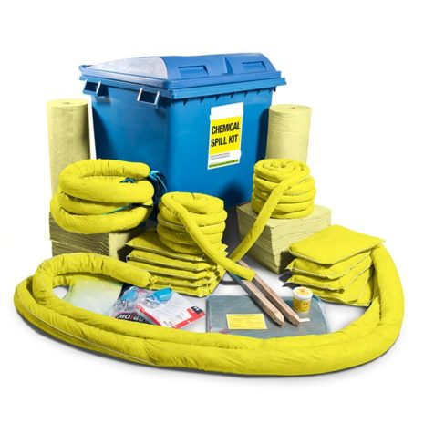 501-02016-Spill-Kits-Direct-Chemical-Industrial-Wheeled-Bin-Spill-Kit-upto-950-L