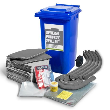 501-03012-Spill-Kits-Direct-Maintenance-Spill-Kit-Wheeled-Bin-upto-166L