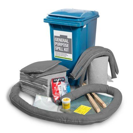 501-03013-Spill-Kits-Direct-Maintenance-Spill-Kit-Wheeled-Bin-upto-269L