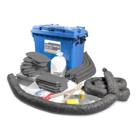 501-03014-Spill-Kits-Direct-Maintenance-Spill-Kit-Industrial-Wheeled-Bin