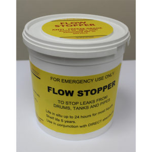 Flow Stopper Putty