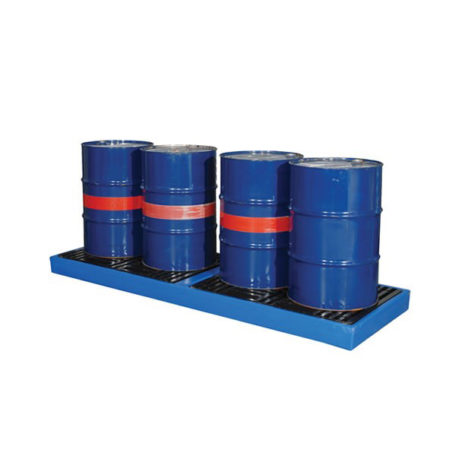 503-04053-Spill-Kits-Direct-Direct-Drum-Sump-Flooring-4-drum-straight-300Ltr