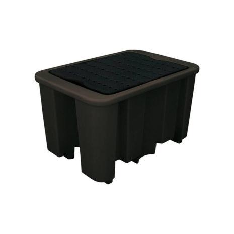 503-04057-Spill-Kits-Direct-Direct-Drum-Sump-Pallet-Single-drum-230ltr