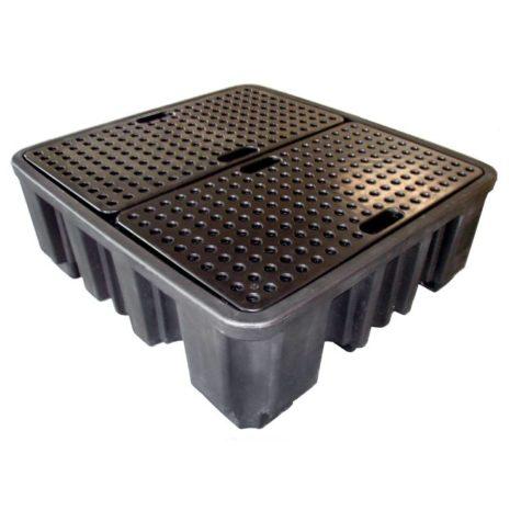 503-04059-Spill-Kits-Direct-Direct-Drum-Sump-Pallet-4-drum-485ltr