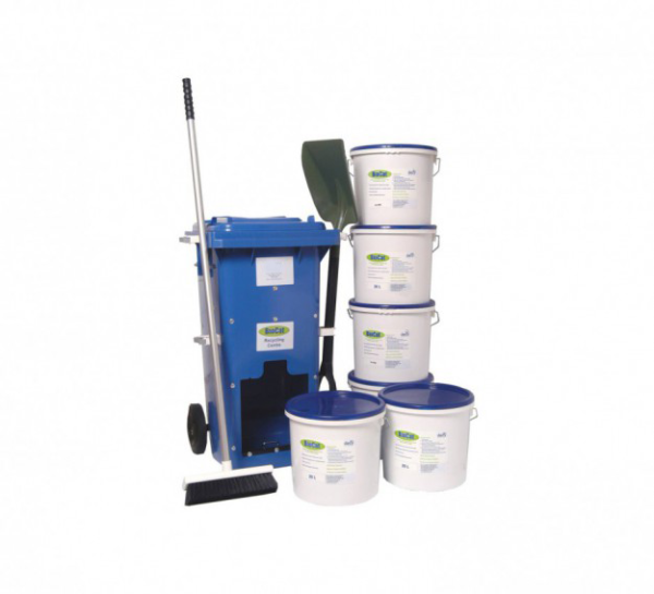 Biocat Recycle Absorbent Station