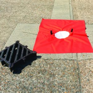 Direct Drain Guard – for storm drain to capture oil and sediment (pk 10)