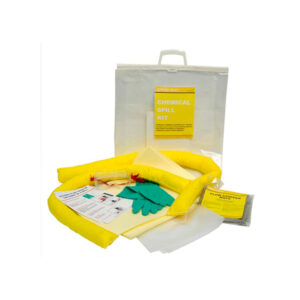 Chemical Spill Kit 1 – Max Absorbency 15 Litres