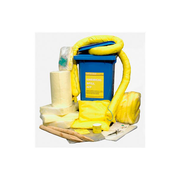 Chemical Spill Kit 10 Refill – Max Absorbency 269 Litres