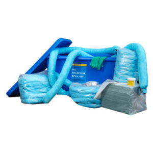 Oil Spill Kit 11 – Max Absorbency 443 Litres