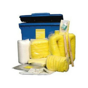 Chemical Spill Kit 12 – Max Absorbency 482 Litres