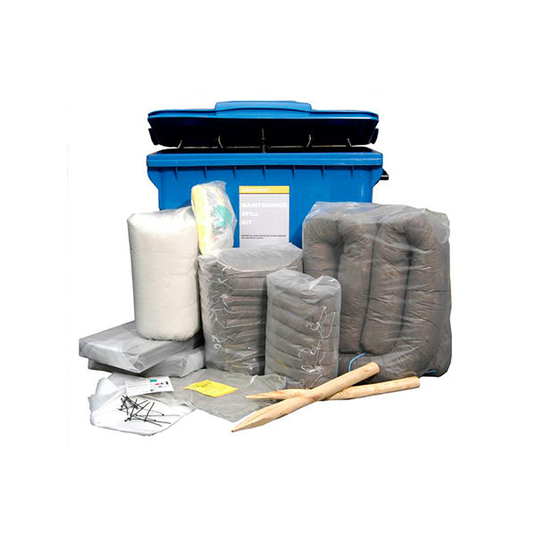 Maintenance Spill Kit 12 – Max Absorbency 482 Litres