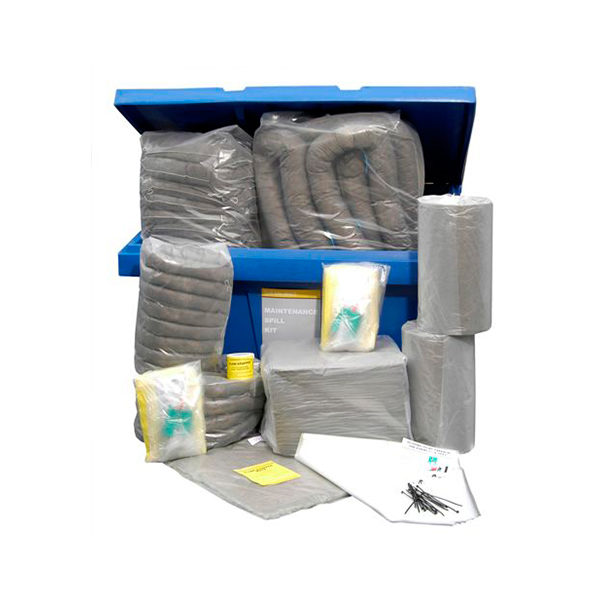 Maintenance Spill Kit 13 Refill – Max Absorbency 712 Litres