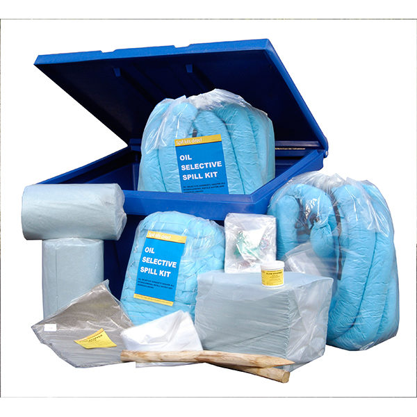 Oil Spill Kit 13 – Max Absorbency 948 Litres
