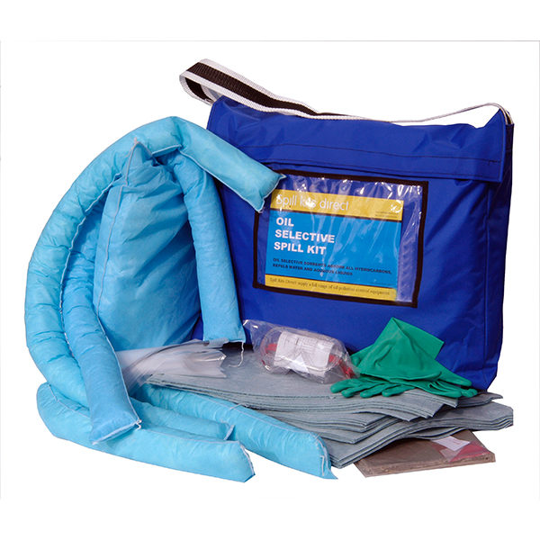 Oil Spill Kit 3 – Max Absorbency 56 Litres