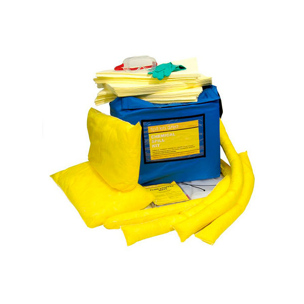 Chemical Spill Kit 5 – 94 Litre Absorbency