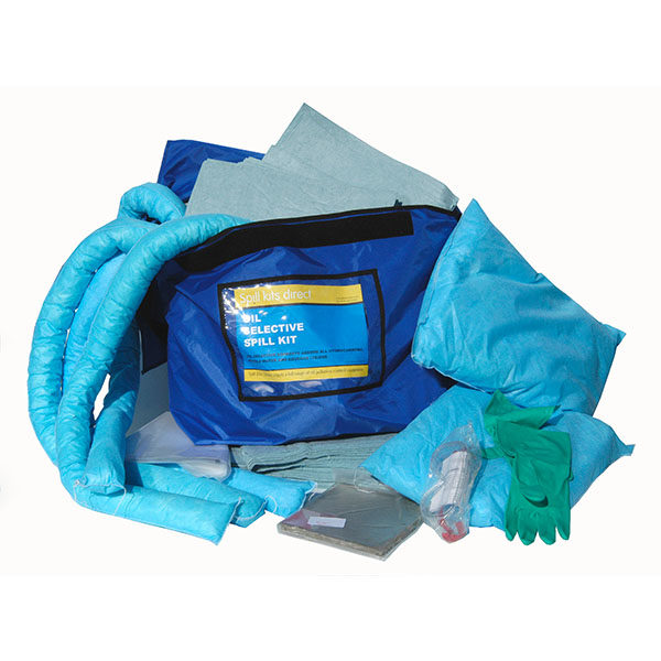 Oil Spill Kit 5 – Max Absorbency 121 Litres