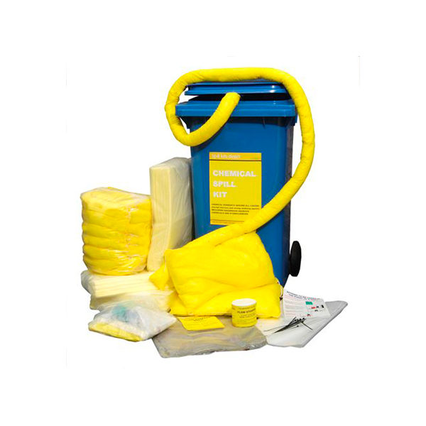 Chemical Vehicle Spill Kit 7 Refill – Max Absorbency 166 Litres