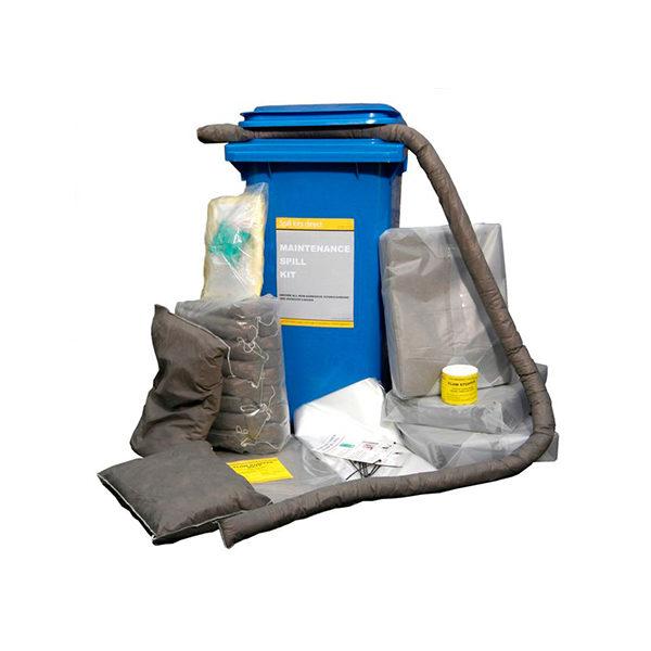 Maintenance Spill Kit 7 Refill – Max Absorbency 166 Litres