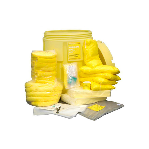 Chemical Spill Kit 8 – Max Absorbency 207 Litres