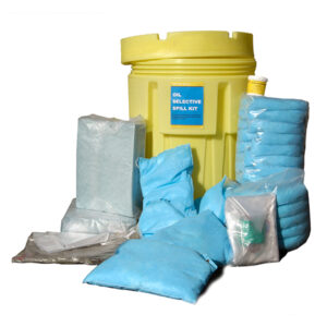 Oil Spill Kit 8 – Max Absorbency 263 Litres
