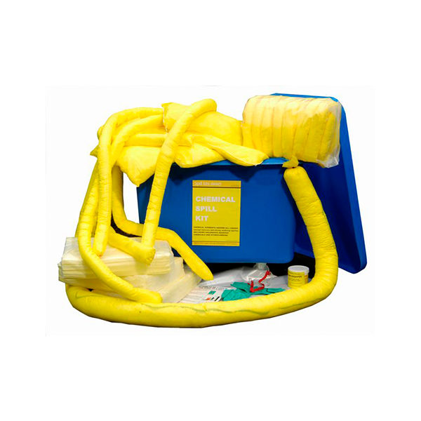 Chemical Spill Kit 9 Refill – Max Absorbency 237 Litres