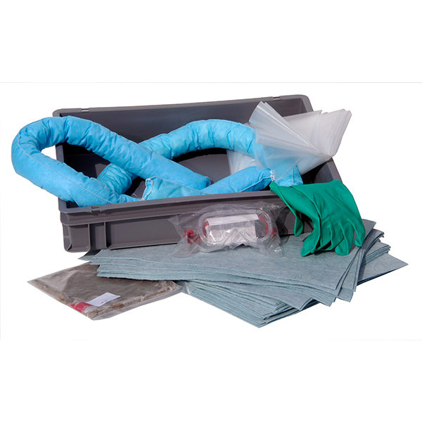 Oil Vehicle Spill Kit 2 – Max Absorbency 30 Litres
