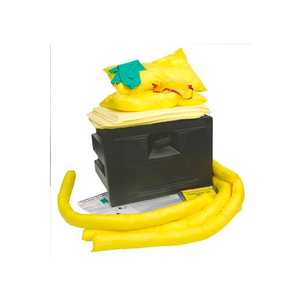 Chemical Vehicle Spill Kit 4 – Max Absorbency 42 Litres