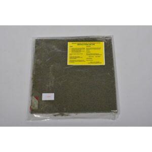 Flow Stopper Clay Mat 22.5 cm x 20 cm