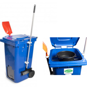 Spillo Recycle Absorbent Station